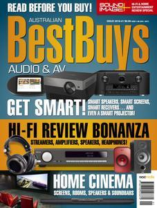 Best Buys – Audio & AV – December 2018
