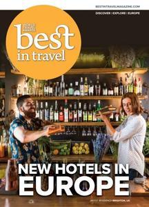 Best In Travel Magazine - Issue 84, 2018