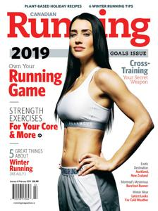 Canadian Running - January-February 2019
