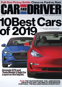 Car and Driver USA - January 2019