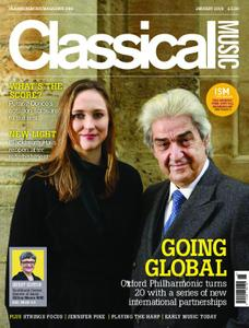 Classical Music – January 2019