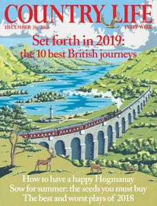Country Life UK – December 26, 2018