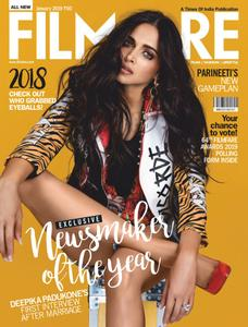 Filmfare – January 01, 2019