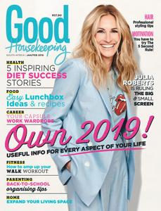 Good Housekeeping South Africa - January 2019