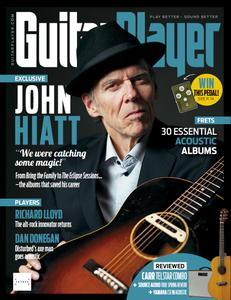 Guitar Player – January 2019