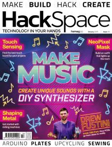 HackSpace – January 2019