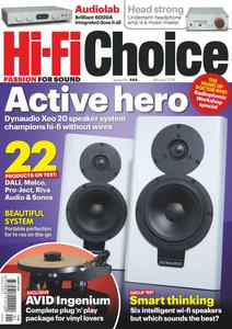 Hi-Fi Choice - January 2019