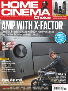 download Home Cinema Choice magazine Xmas 2018 issue