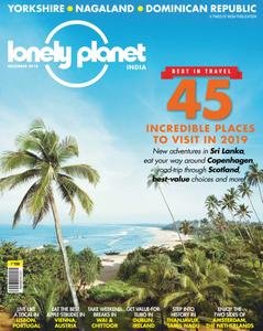 Lonely Planet India – December 2018