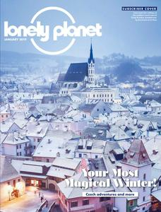 Lonely Planet Traveller UK - January 2019