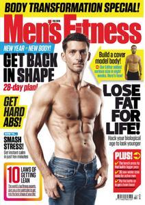 Men's Fitness UK – February 2019