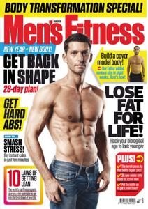 Mens Fitness UK - February 2019