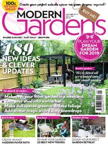 Modern Gardens – January 2019