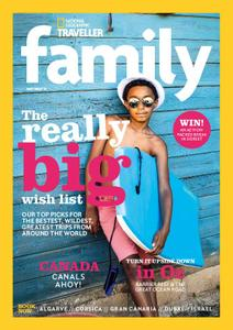 National Geographic Traveller UK – Family Travel 2019