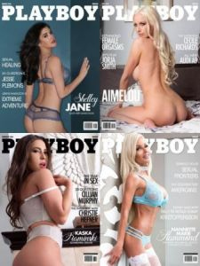 Playboy Sweden- Full Year 2018 Collection