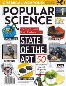 Popular Scienace Australia - January 2019