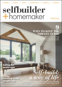 Selfbuilder & Homemaker - November - December 2018