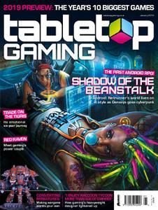Tabletop Gaming – January 2019