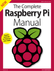 BDM's Series: The Complete Raspberry Pi Manual Vol. 28