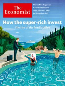 The Economist Continental Europe Edition - December 15, 2018