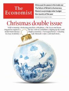 The Economist UK Edition - December 22, 2018