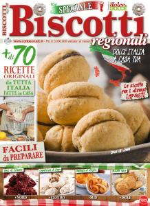 Torte Della Nonna Speciale N.49 - Biscotti regionali con gadgets - Dicembre 2018 - Gennaio 2019