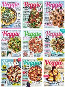 Veggie Magazine – Full Year 2018 Collection