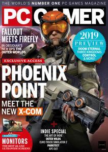 PC Gamer UK – February 2019