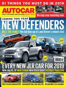 Autocar UK – 09 January 2019