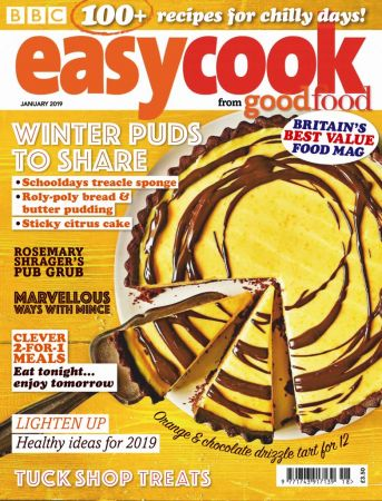 BBC Easy Cook UK – January 2019