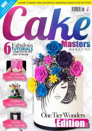 Cake Masters – January 2019