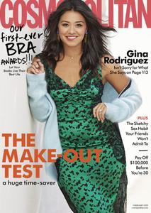 Cosmopolitan USA – February 2019