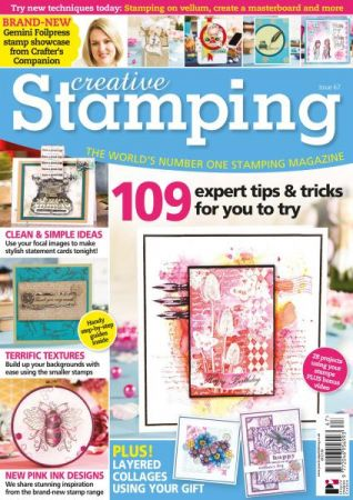Creative Stamping – Issue 67 – February 2019