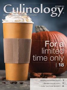 Culinology - September 2018
