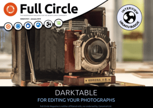 Full Circle Magazine – January 2019