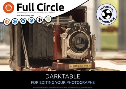 Full Circle Magazine - January 2019