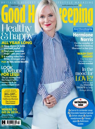 Good Housekeeping UK – February 2019