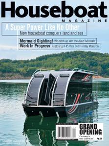 Houseboat Magazine – November/December 2018