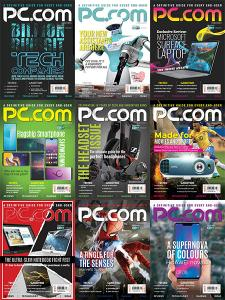 download PC.com magazine Full Year 2018 Collection issue