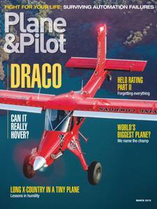 Plane & Pilot – March 2019