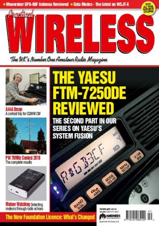 Practical Wireless – February 2019