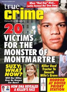True Crime – February 2019