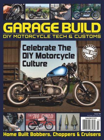 American Iron Garage – Issue 119, 2019