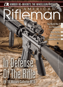 American Rifleman – March 2019