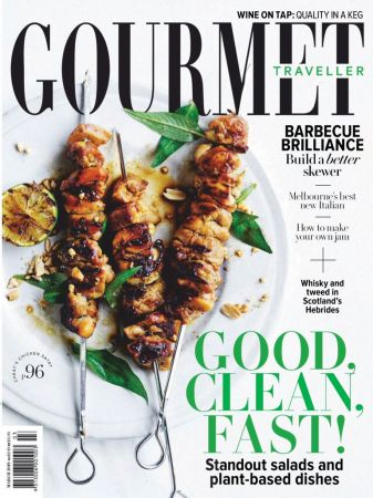 Australian Gourmet Traveller – March 2019