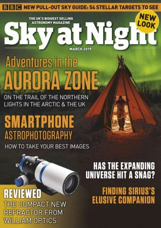 BBC Sky at Night – March 2019
