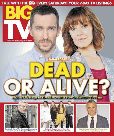 Big TV – February 16, 2019