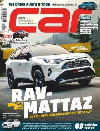 Car South Africa – March 2019