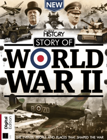 Future's Series – All About History – The Story of World War II, 4th edition 2019