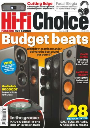 Hi-Fi Choice – March 2019